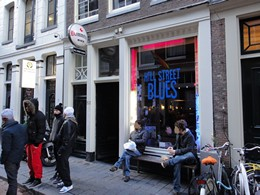 Hill Street Blues Coffeeshop, Amsterdam, Holland / Netherlands