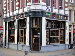 The Jolly Joker Coffeeshop, Amsterdam, Holland / Netherlands