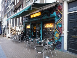 Greenhouse Coffeeshop, Amsterdam, Holland / Netherlands