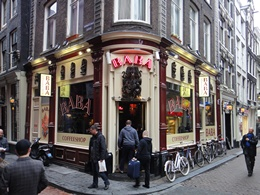 Baba Coffeeshop, Amsterdam, Holland / Netherlands