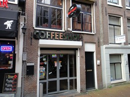 Betty Boop Coffeeshop, Amsterdam, Holland / Netherlands
