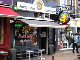 The Bulldog Coffeeshop, Amsterdam, Holland / Netherlands