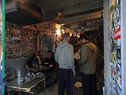 Amsterdam coffeeshop Grey Area