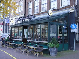 The Grasshopper Coffeeshop, Amsterdam, Holland / Netherlands