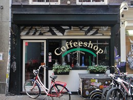 Soft Temple Coffeeshop, Amsterdam, Holland / Netherlands