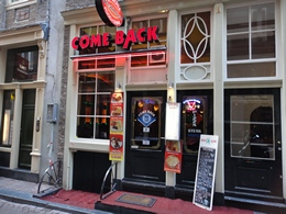 Amsterdam Restaurant Come Back