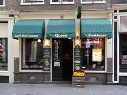 Amsterdam Restaurant Queen