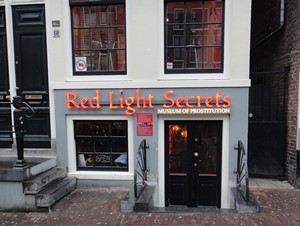 Amsterdam red light district (De Wallen / Walletjes / De Rosse Buurt). Red Light Secrets