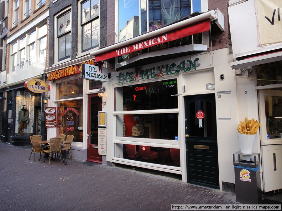 Amsterdam Restaurant The Mexican