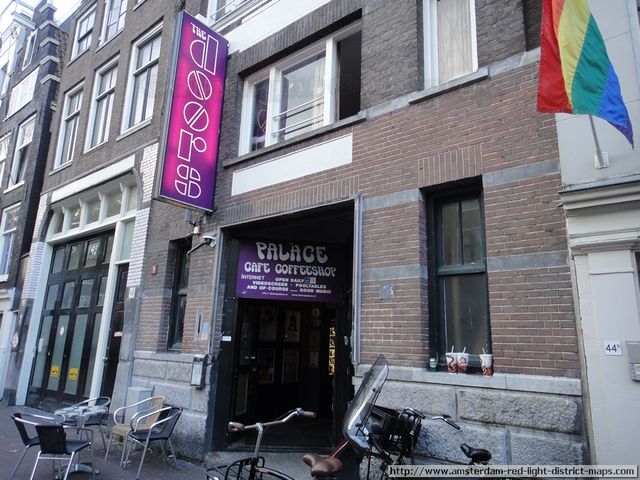 Amsterdam Coffeeshop The Doors Palace