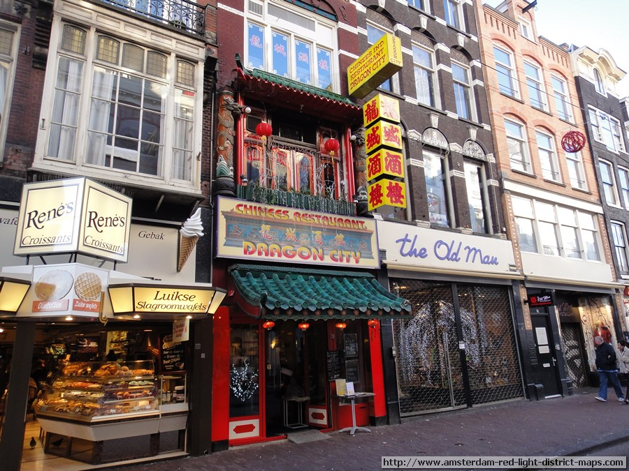 Amsterdam Chinese Restaurant Dragon City
